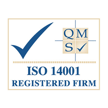 QMS ISO 14001 Registered Firm